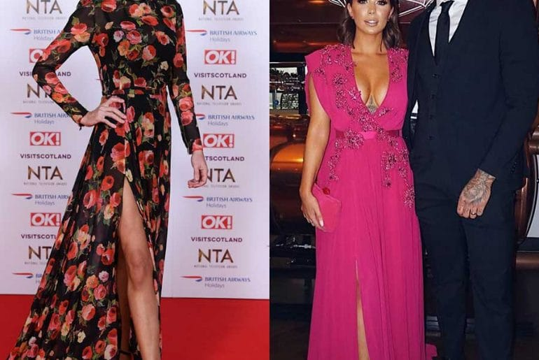 Moda in Pelle at the National Television Awards