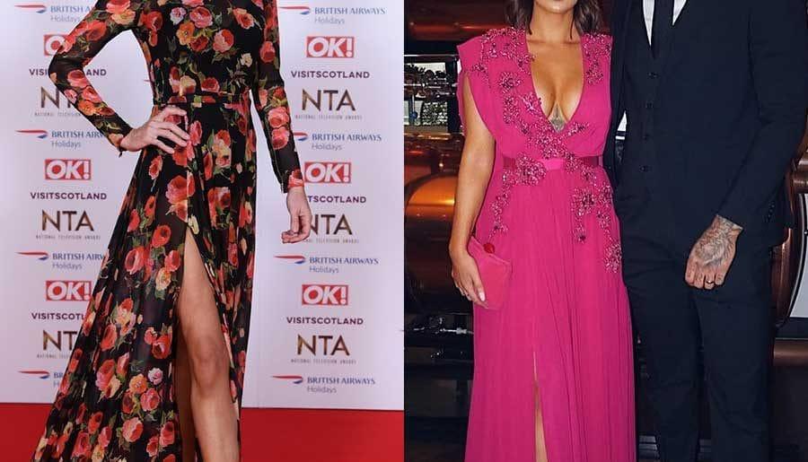 Moda at the National Television Awards 2019