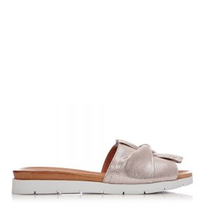 786c5a253 The Narita Rose Gold Leather is a lovely choice for classic off-duty summer  style. Crafted from only the softest leather and finished with a stylish  rose ...