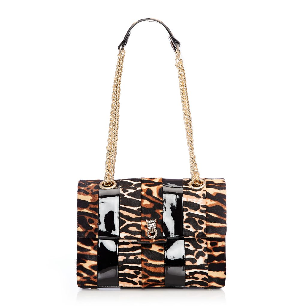Marinabag Tiger Calf Hair