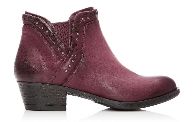 Beretia Burgundy Leather