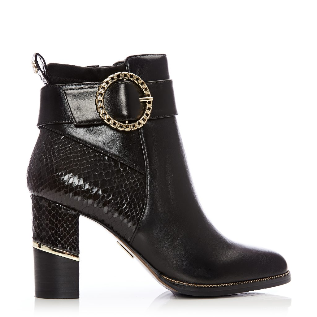 Kimber Black Leather