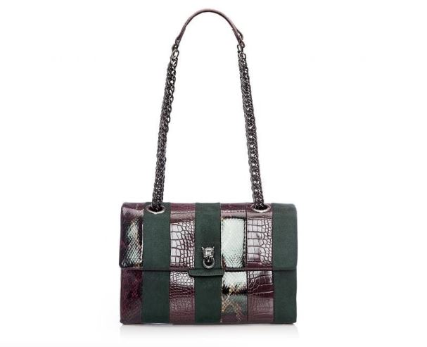 Marinabag Berry Snake Print