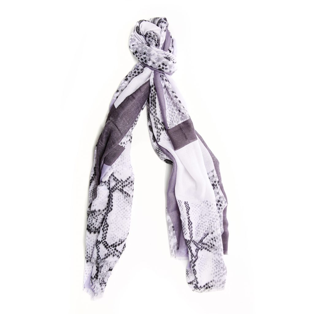Nickiscarf Light Grey Fabric