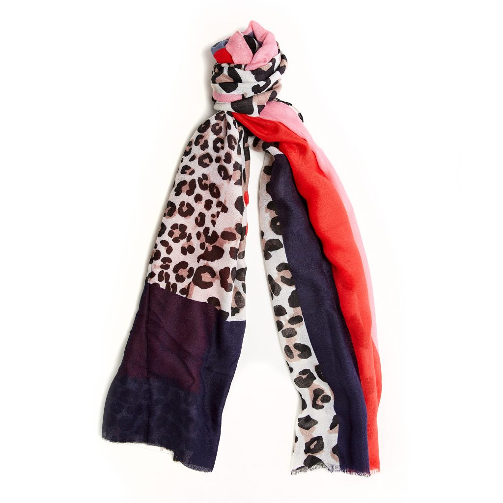 Rellascarf Pink Fabric