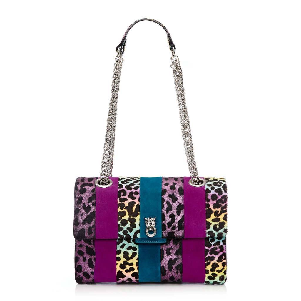 Marinabag Rainbow Leopard Leopard Pony Bag