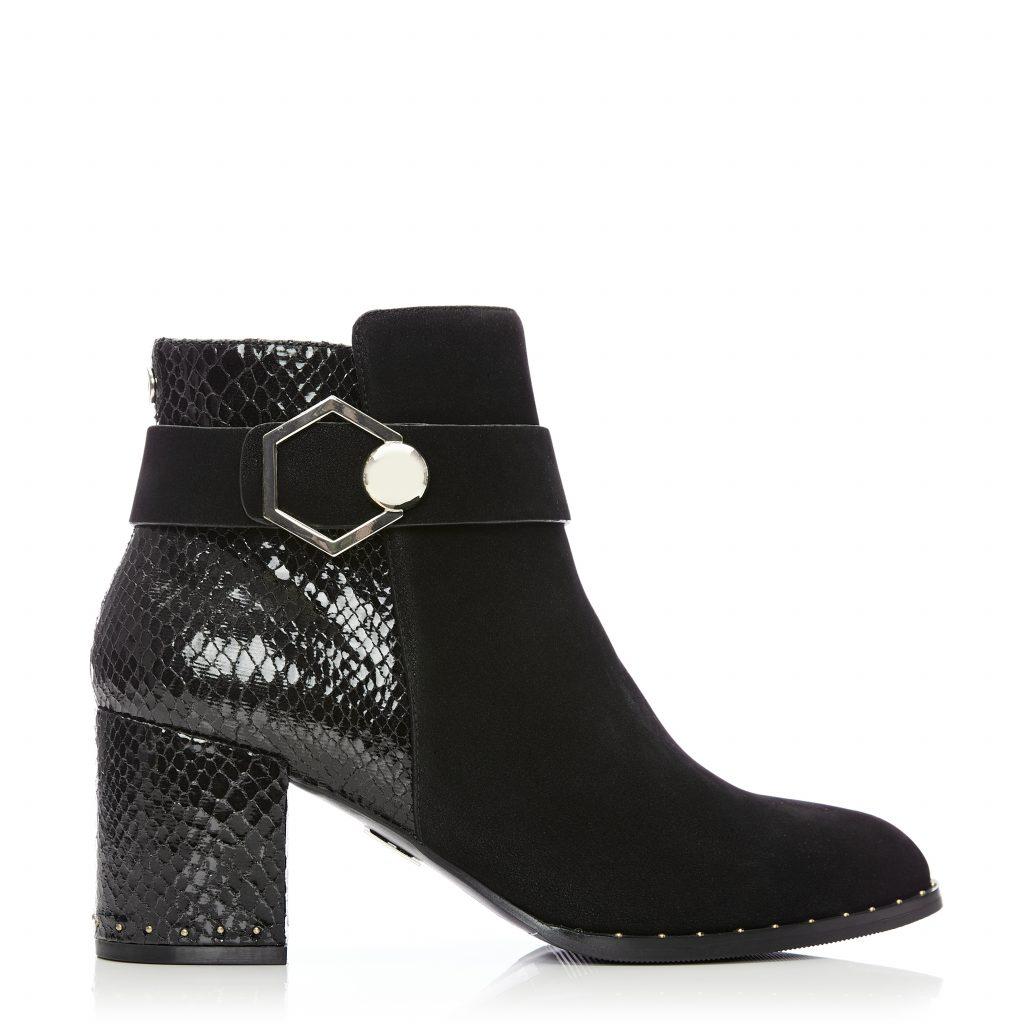 Kinala Black Protauras Boots