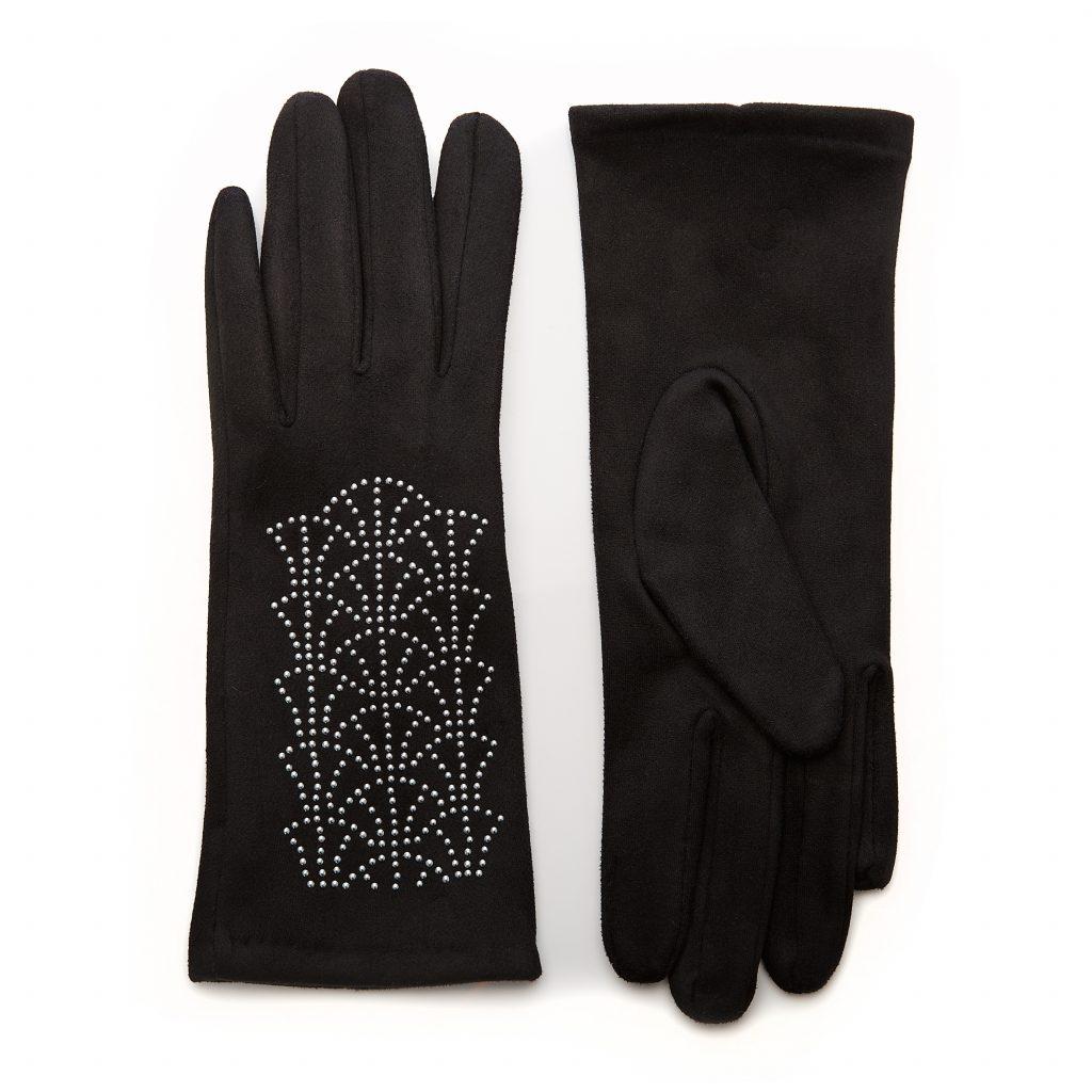 Arennaglove Black Fabric