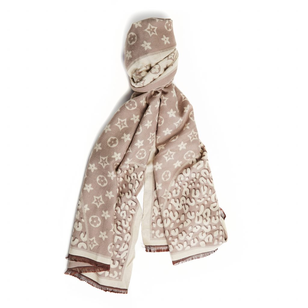 Cecily Scarf Stone Polyester