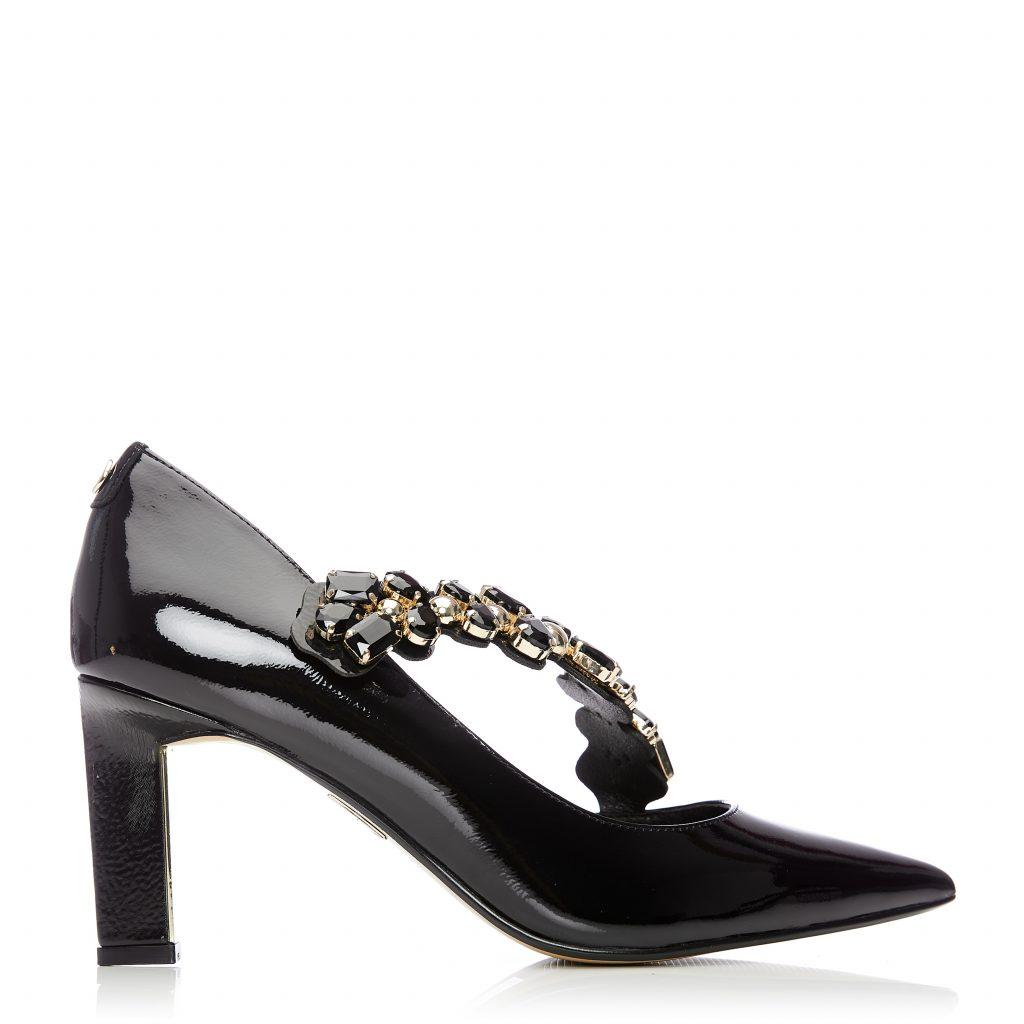 Cillania Black Leather