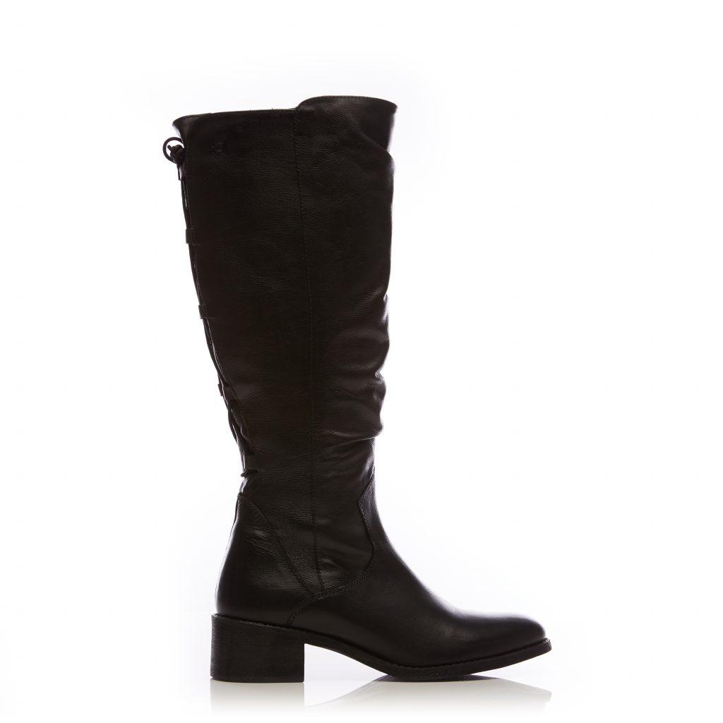 Lucura Black Leather