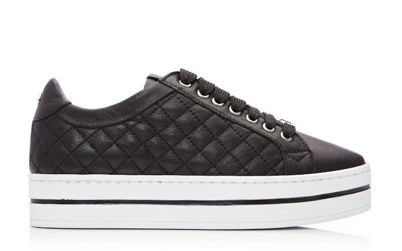 Arnello Black Leather
