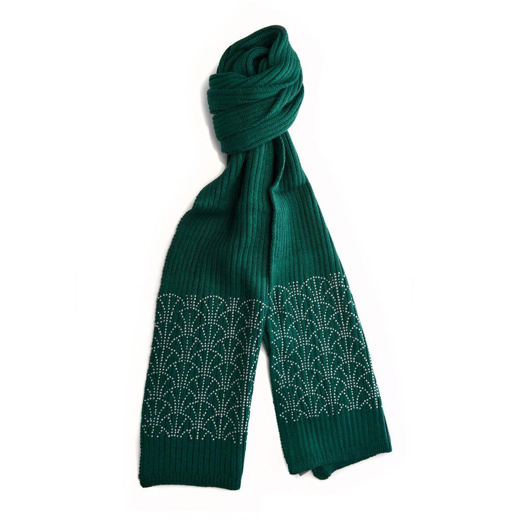 Arennascarf Green Fabric