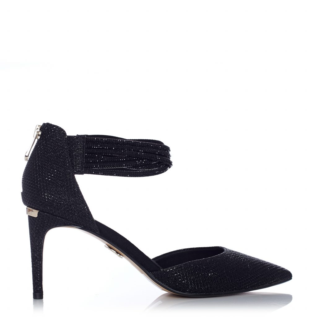 Jinnie Black Fabric