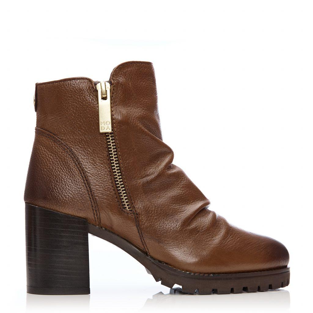 Ashleigh Tan Leather