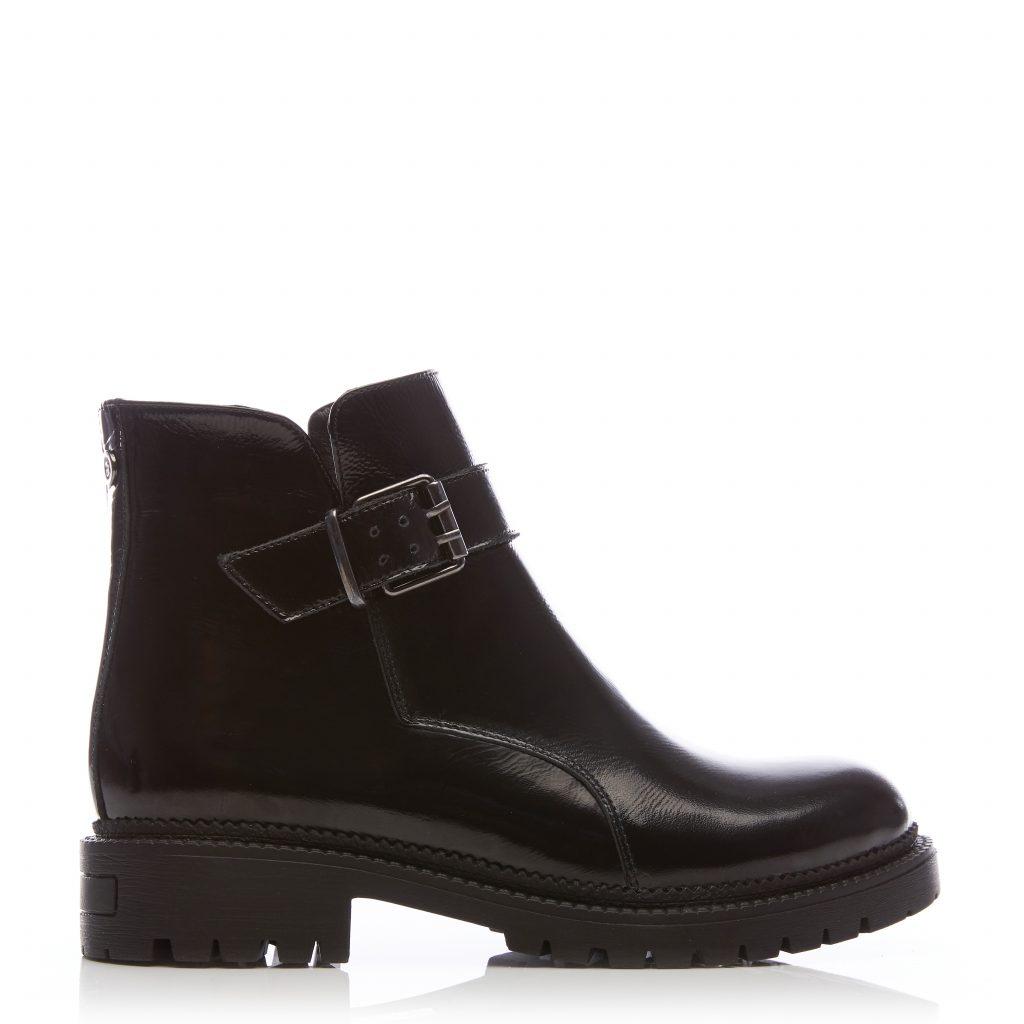 Cereli Black Patent Leather