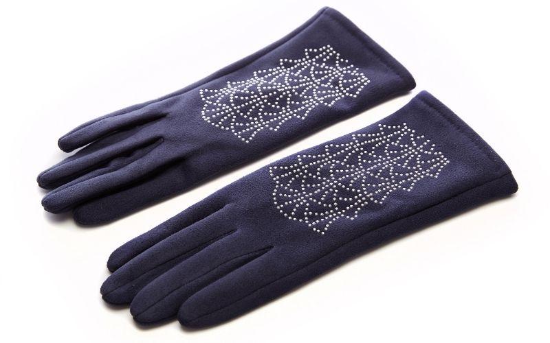Arennaglove Navy Fabric
