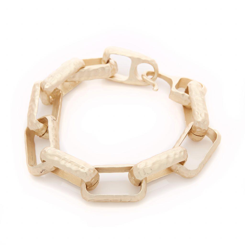 Chainybracelet Gold Metal