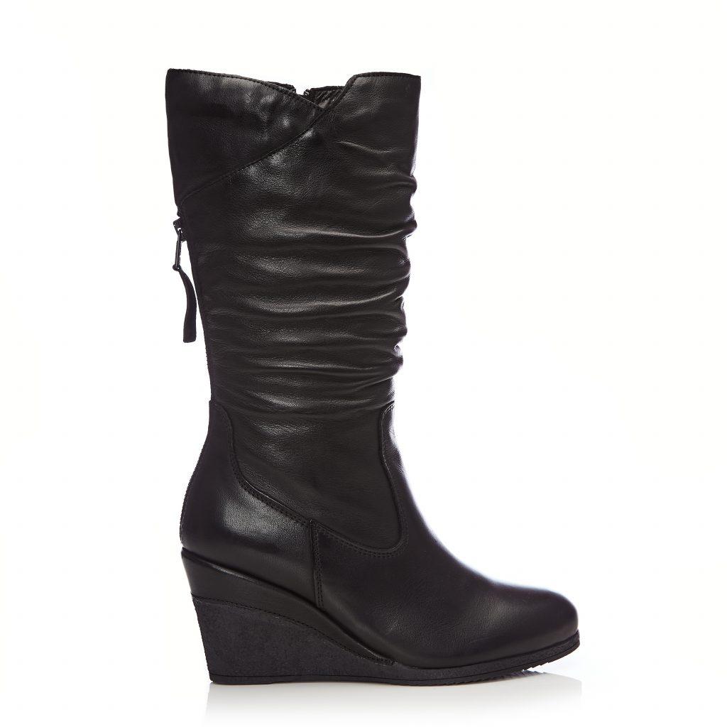 Lamello Black Leather