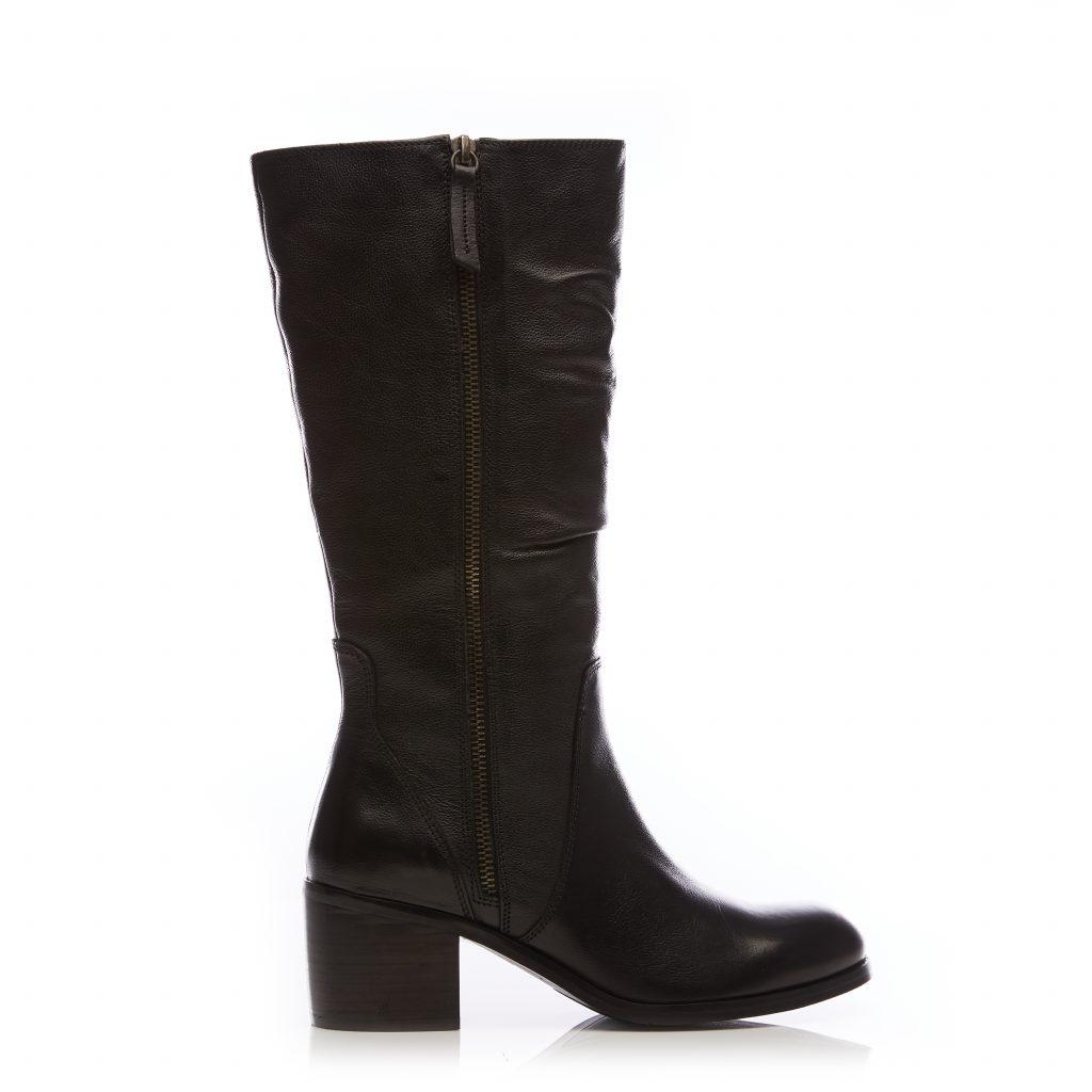 Lilicia Black Leather