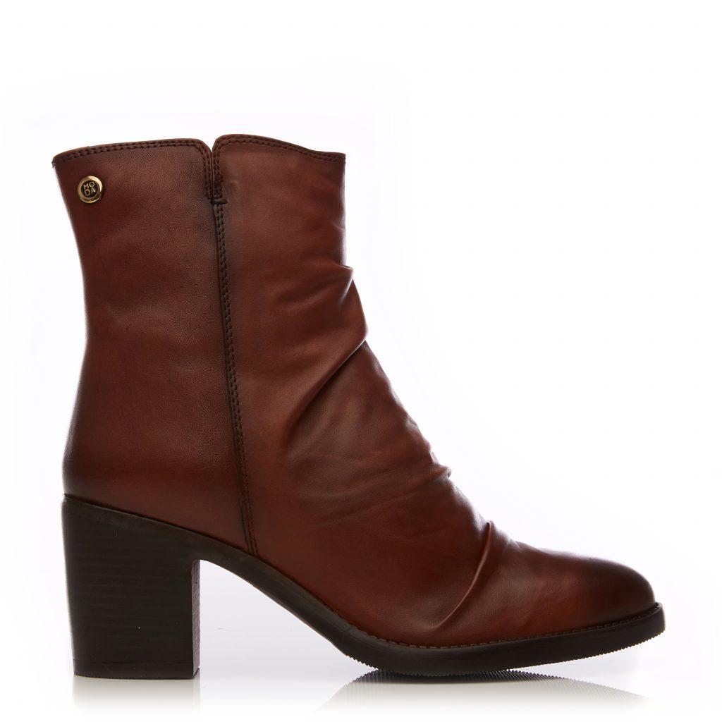 Loula Tan Leather