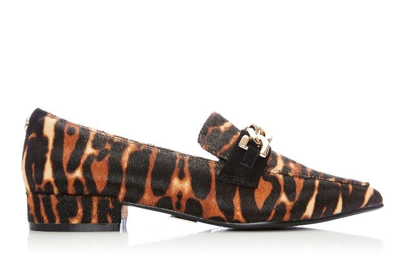 Fliss Tiger Textured Animal Print