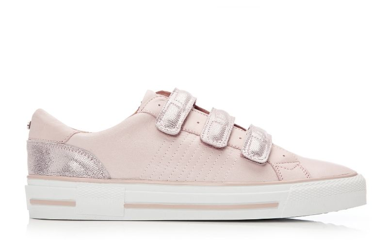 Foristella Light Pink Leather