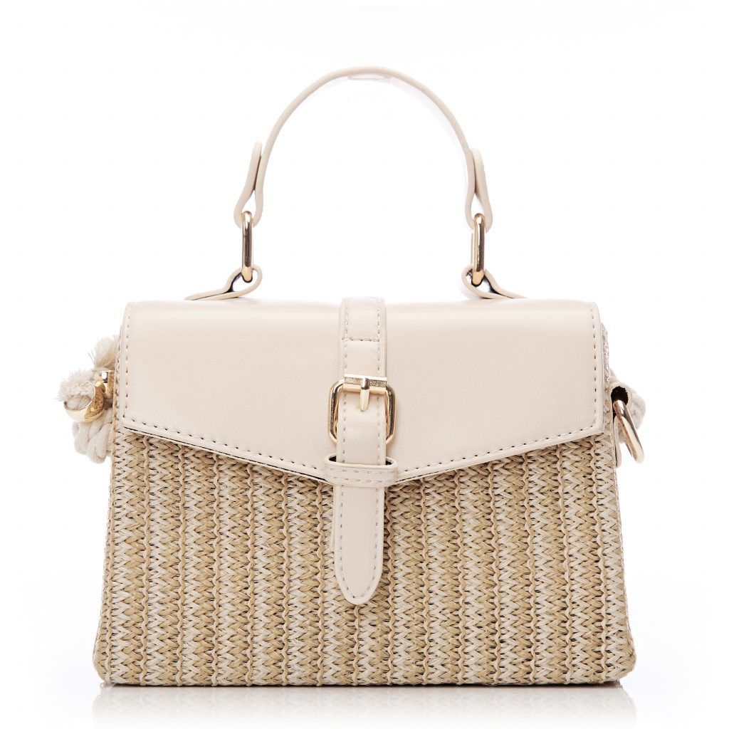 Cindibag Beige Porvair