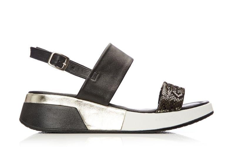 Orailiya Black Leather