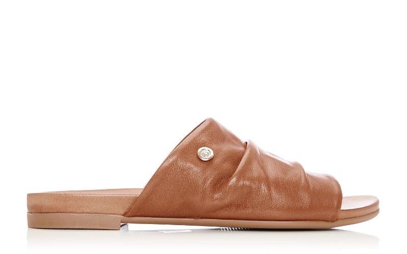 Ishia Tan Leather