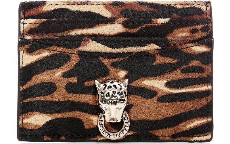 Kirawallet Tiger Textured Animal Print
