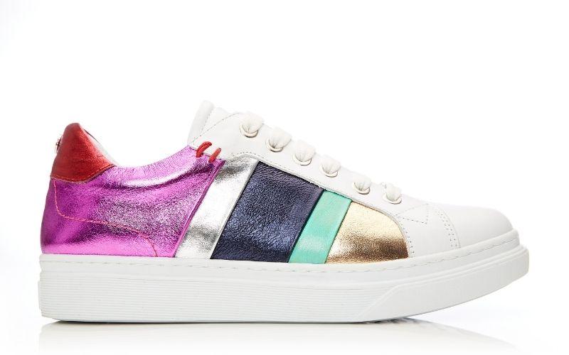 Bowe Rainbow Leather
