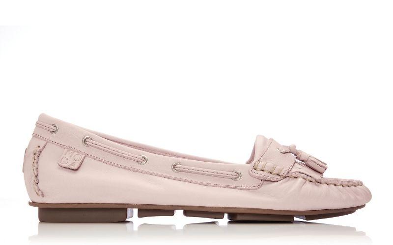 Errin Light Pink Leather
