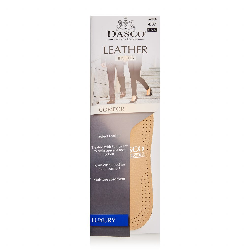 Full Insole Natural Leather