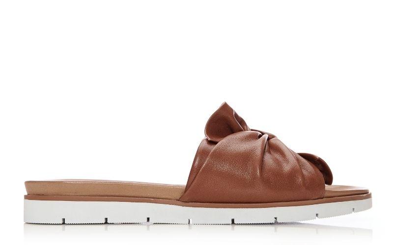 Organzana Tan Leather