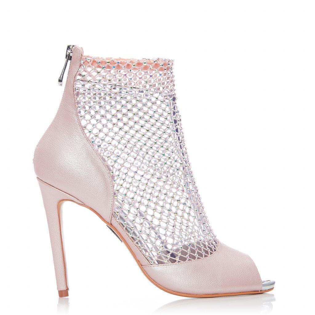 Ryanne Pink Metallic