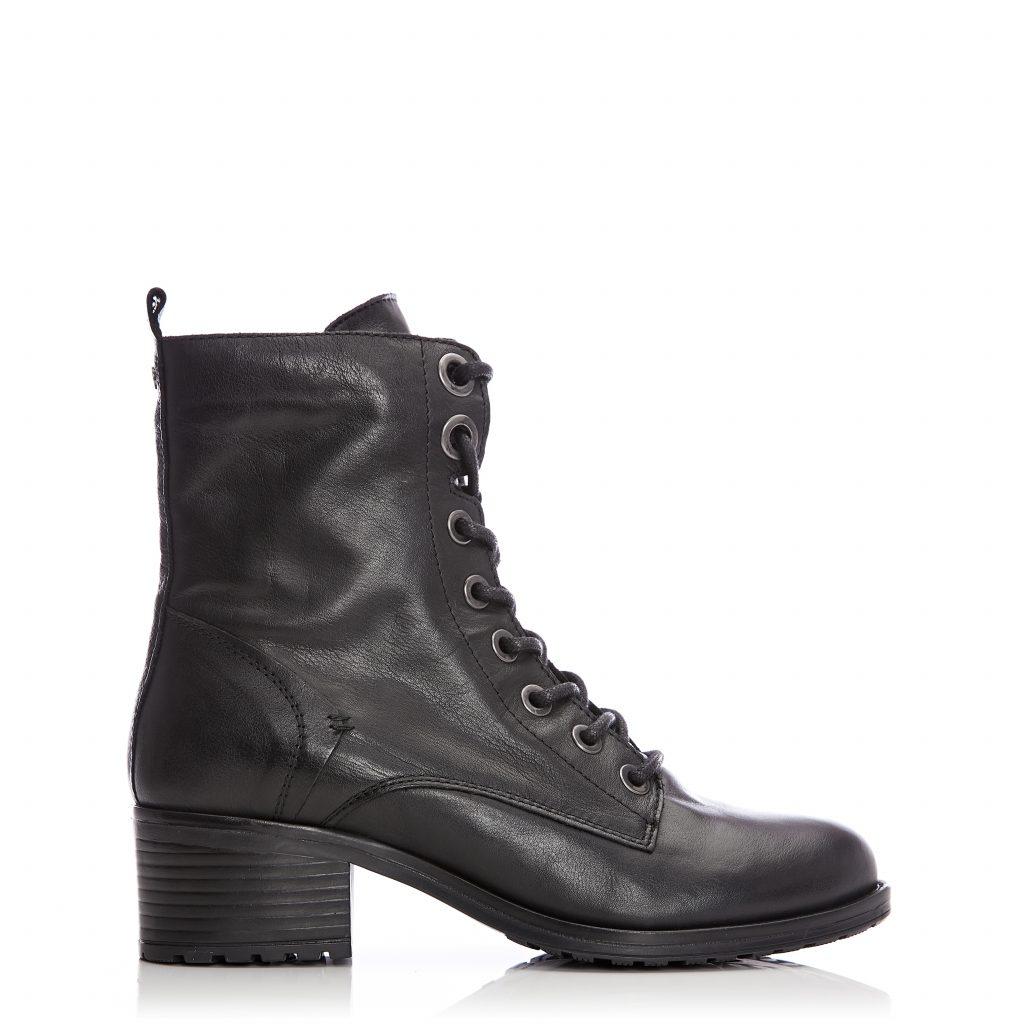 Bezzie Black Leather