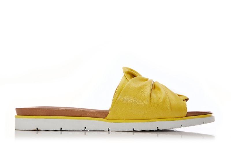 Organzana Yellow Leather