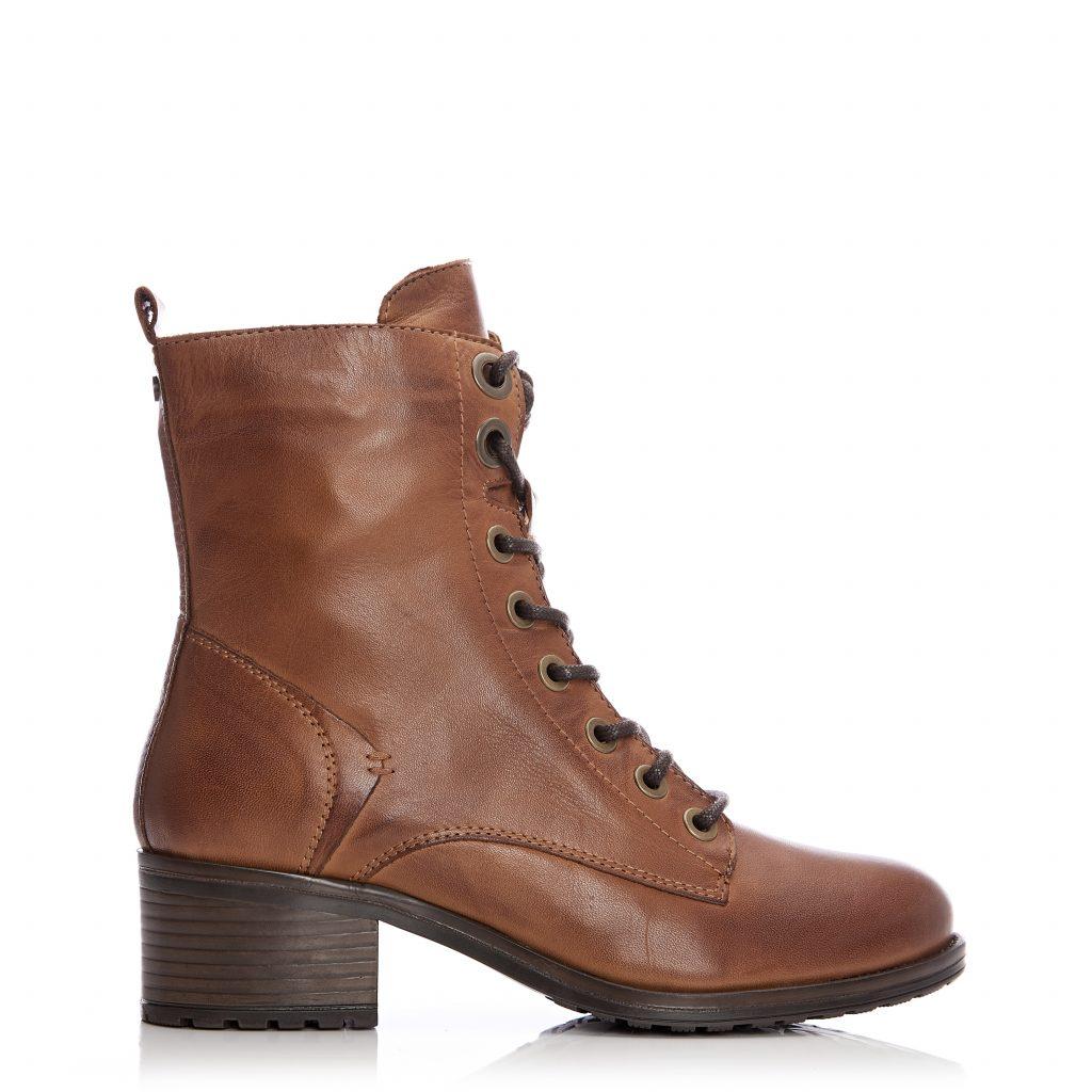 Bezzie Tan Leather