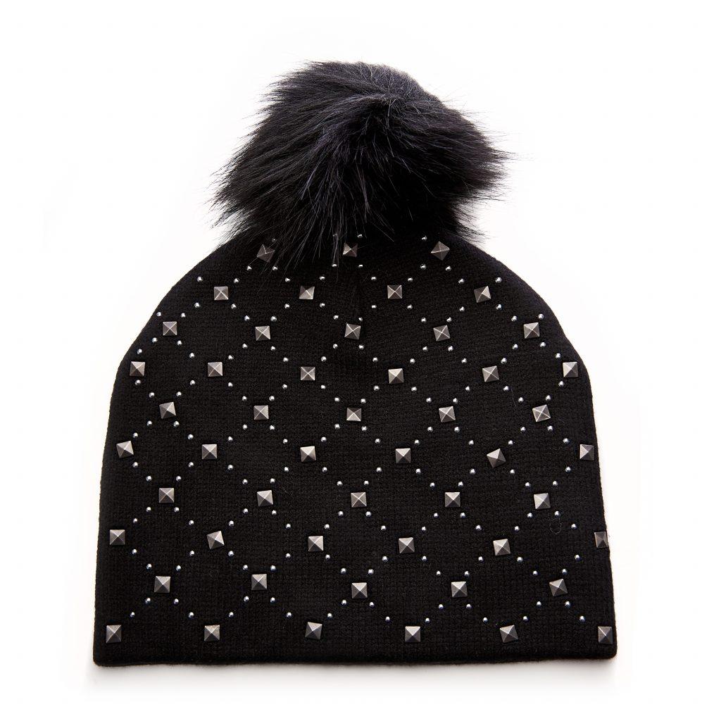 Brealahat Black Fabric