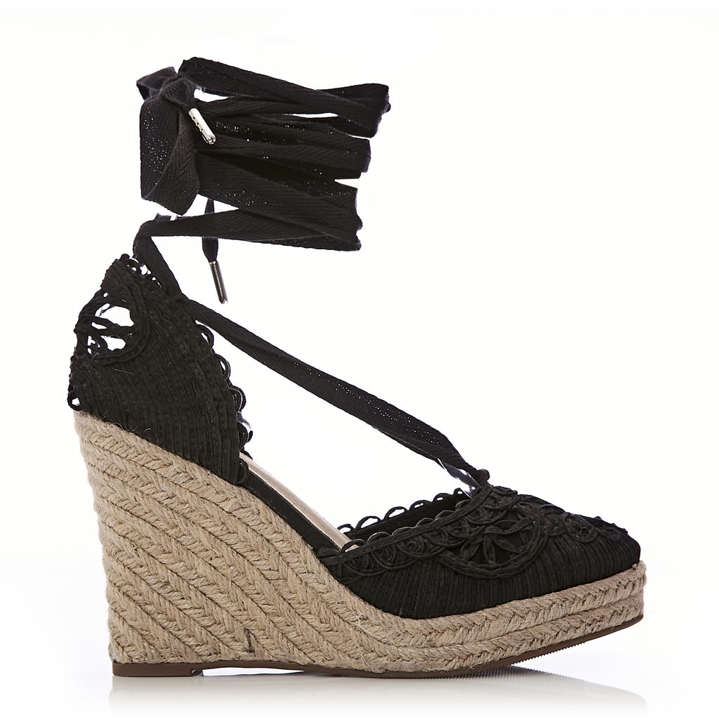 Garnet Black Textile