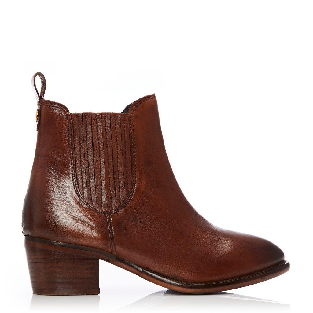 Maralaina Tan Leather