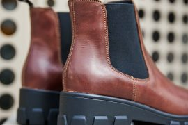 Chunky Sole Boots
