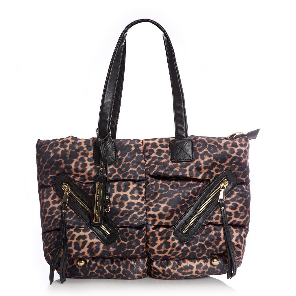 Annebag Leopard Nylon
