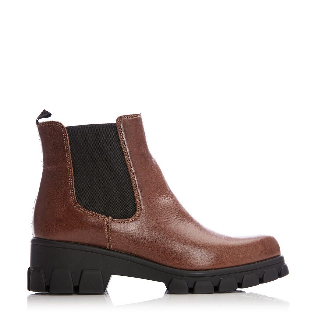 Beccas Tan Leather