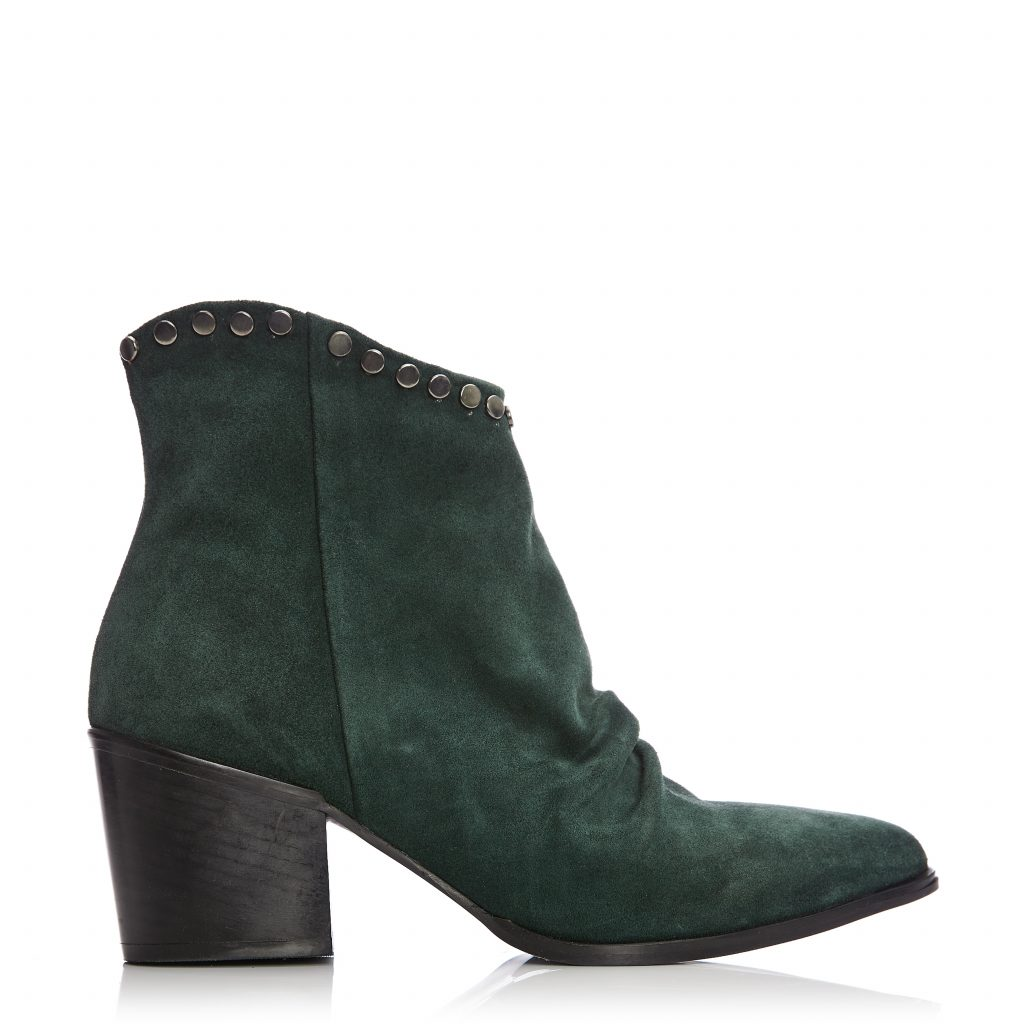 Cammela Green Leather