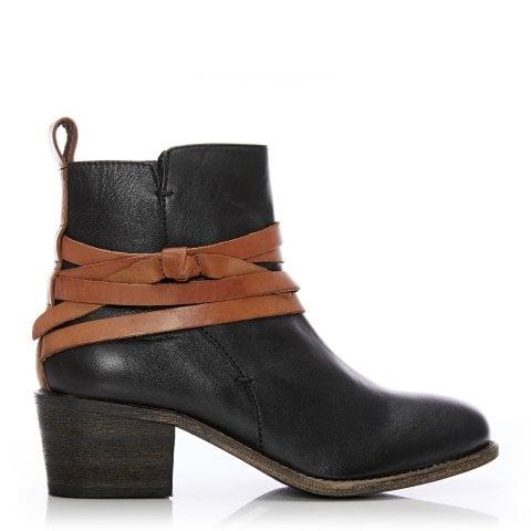 Abrielle Black Leather 803c76b6e2d