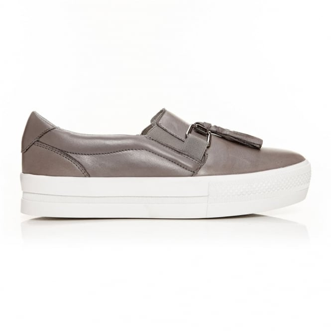 Alara Grey Leather