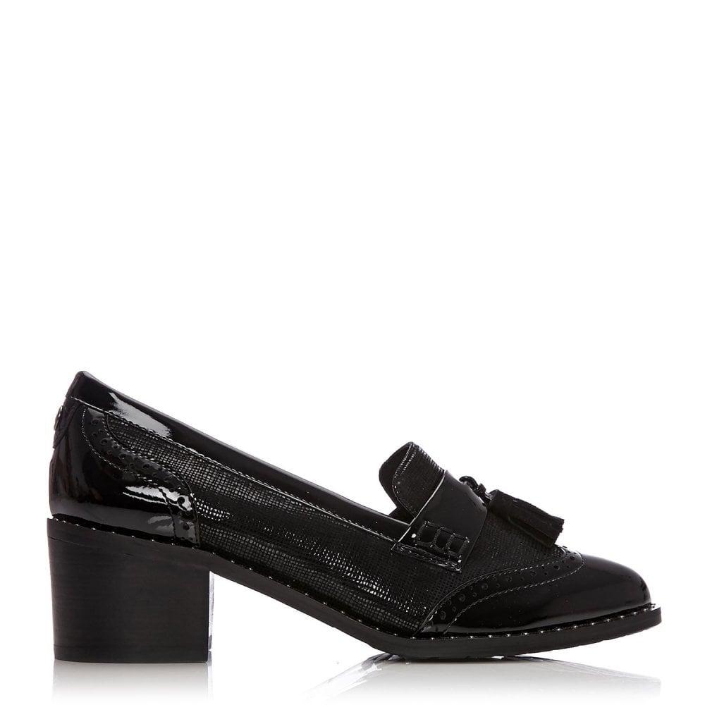 3bdf189711f Calarh Black Lizard - Shoes from Moda in Pelle UK