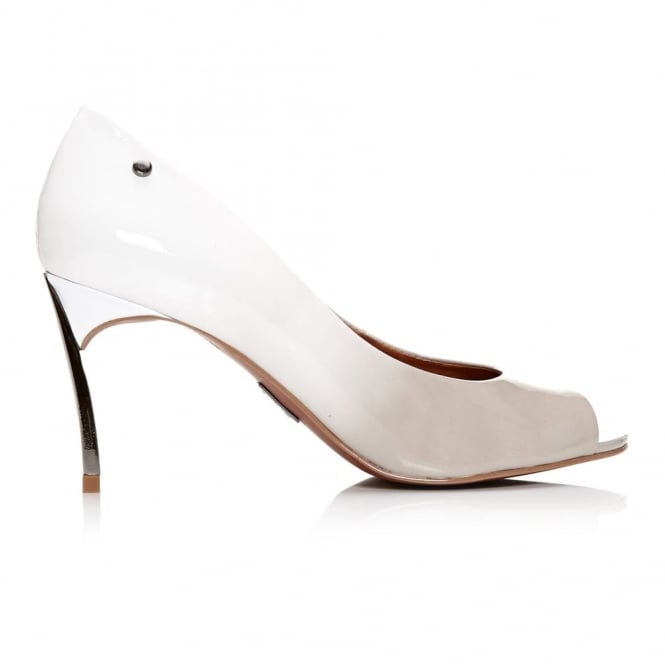 Camdoni Light Nude Ombre Leather